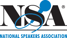 National Speaker's Association, logo